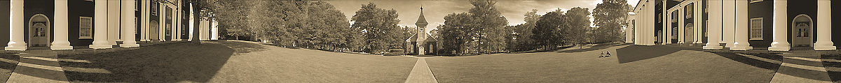 Lee Chapel | Washington & Lee University | W&L | W and L | James O. Phelps | 360 Degree Panoramic Photograph